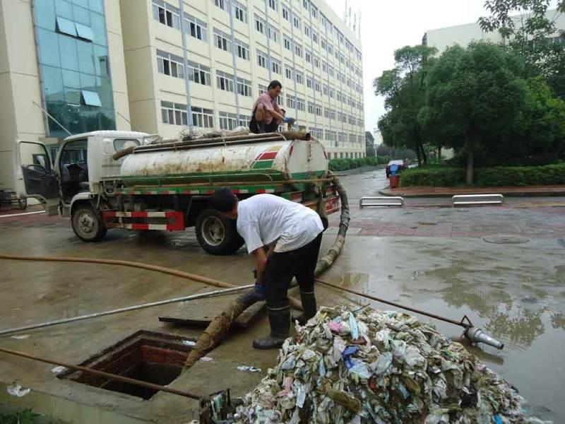 蓮都化糞池清理公司具體解決方案