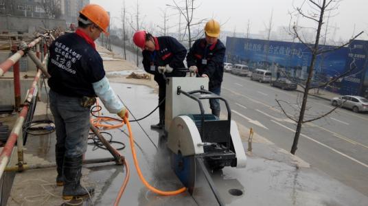 镇江市本地混凝土桥梁切割联系方式