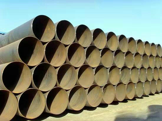 明裝給水管線用防腐螺旋鋼管生產價格