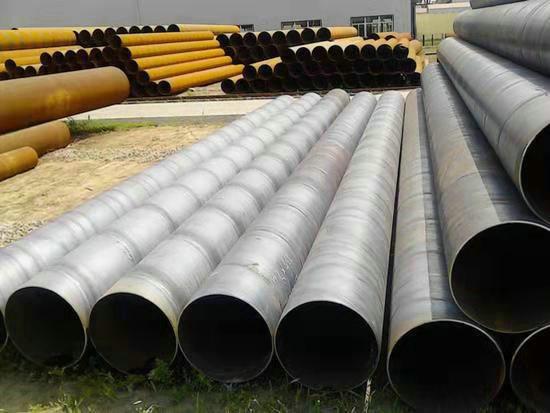 尺寸标准:排水螺旋钢管价格厂家