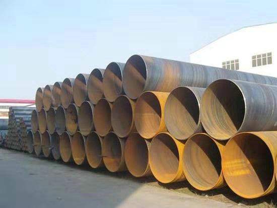 DN1700环氧煤沥青防腐钢管厂家及报价