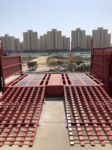 渤創品質:淮安滾軸式洗輪機使用經驗