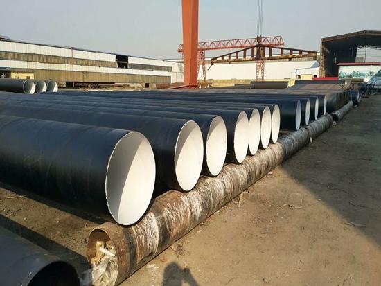 1120mm螺旋钢管厂家生产