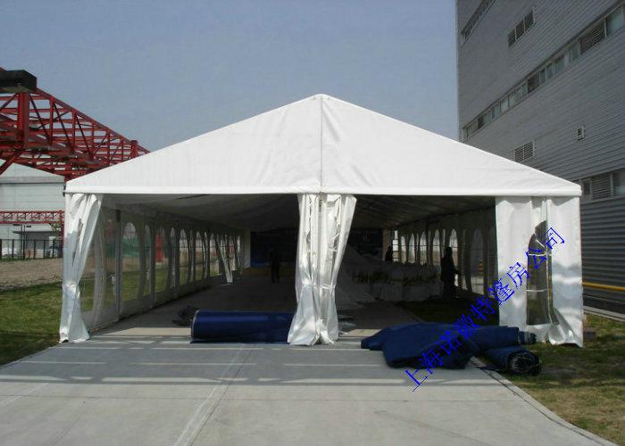 青岛白篷房搭建厂家