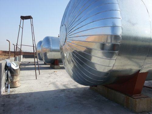 日照锅炉房管道保温施工队-白铁皮保温施工队价格