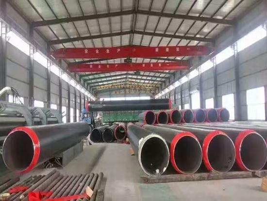 42mm暖气热水保温钢管精选厂家