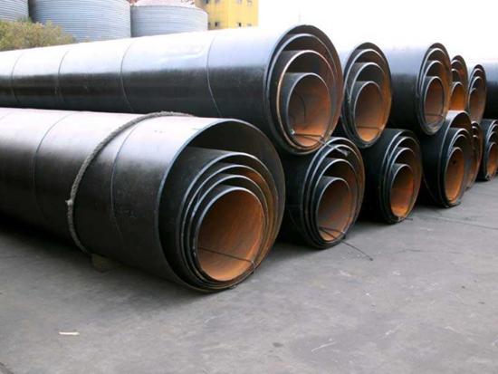 埋地饮水Q235B螺旋焊管厂家先进