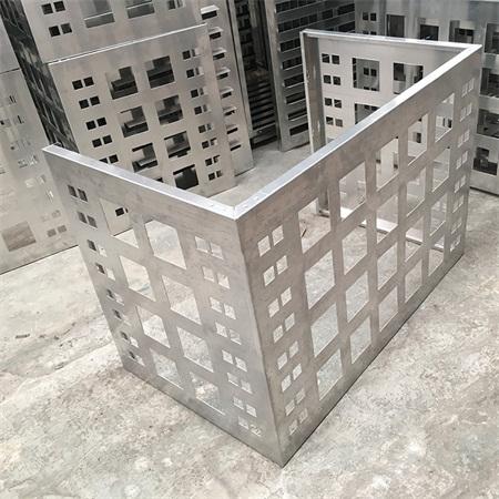 重庆酉阳空调保护罩,空调保护罩厂家价格-铝乐厂家