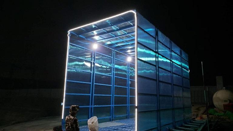 安徽省六安市加长洗车平台优惠