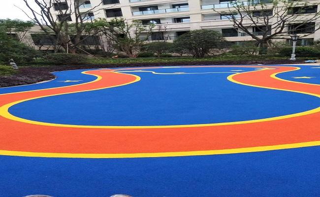 清浦幼兒園塑膠場地廠家蘇胡體育歡迎您