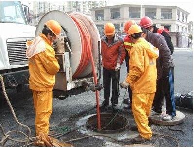 龍泉鎮油污管道清洗疏通多少錢一次