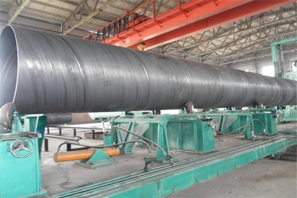供水用國標螺旋焊管哪里廠家好漣水