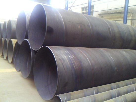 饮水用235B螺旋钢管河北厂家