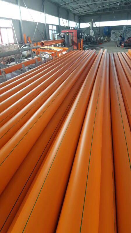 通辽市MPP电力管MPP顶管MPP拖拉管18年生产经验厂家