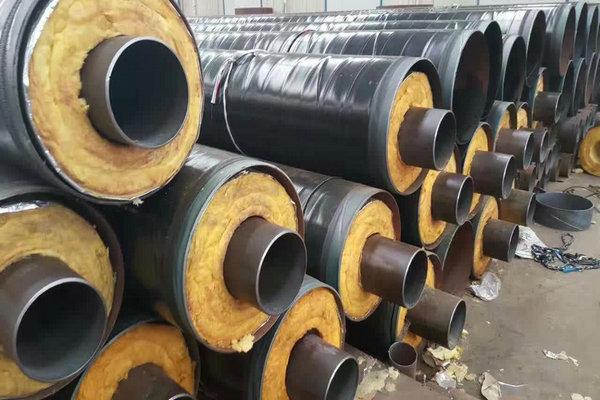 南陽西峽鋼套鋼保溫鋼管廠家收費
