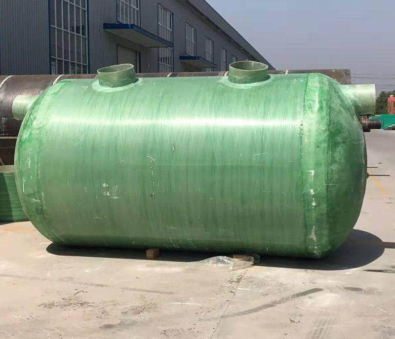 内蒙古通辽玻璃钢消防水池按客户要求订做