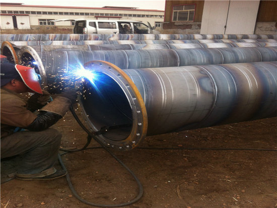 φ1820*10螺旋缝钢管制造厂家