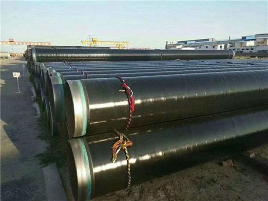 绥中供水用螺旋钢管规格用途