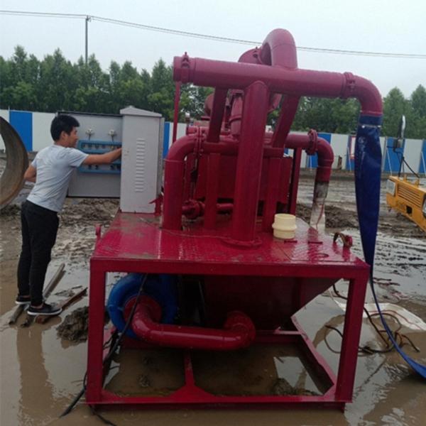 新乡盾构施工领域泥浆处理系统操作指导