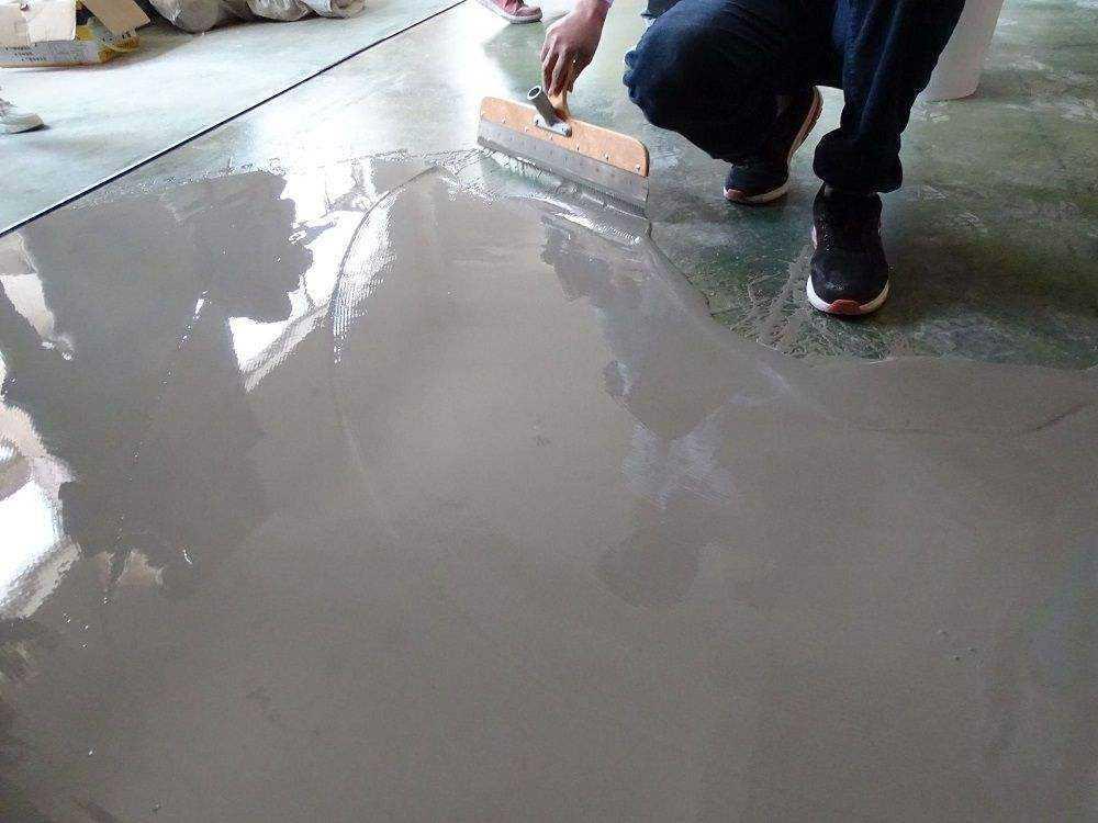 推荐:娄底自流水泥施工流程