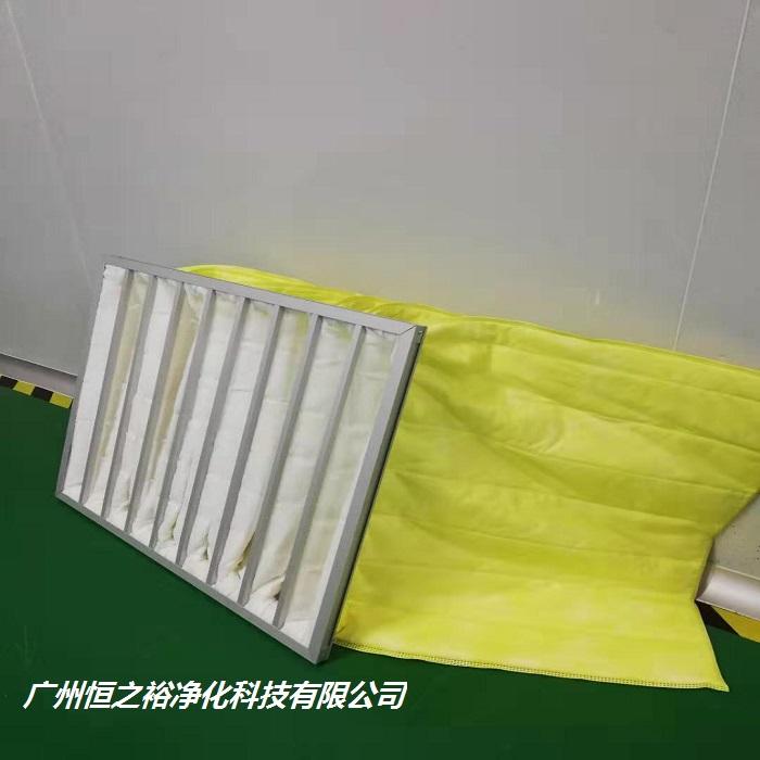 赣州中效袋式过滤器厂家-医院空调过滤网