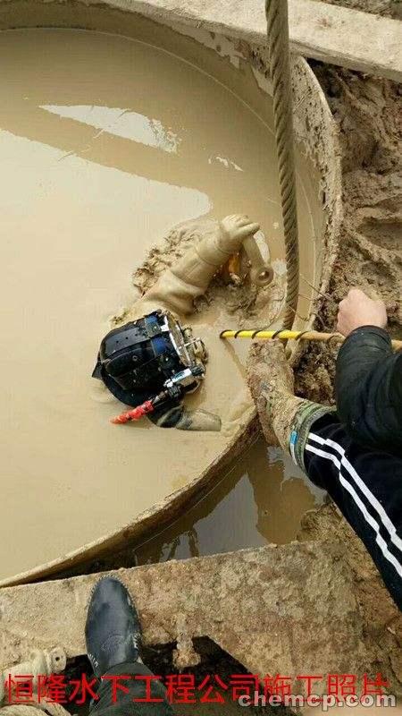 河南许昌水下钢管桩切割多少钱