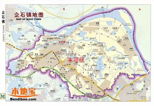 和凤镇地图