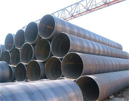大祥给水管路用螺旋钢管多少钱一吨