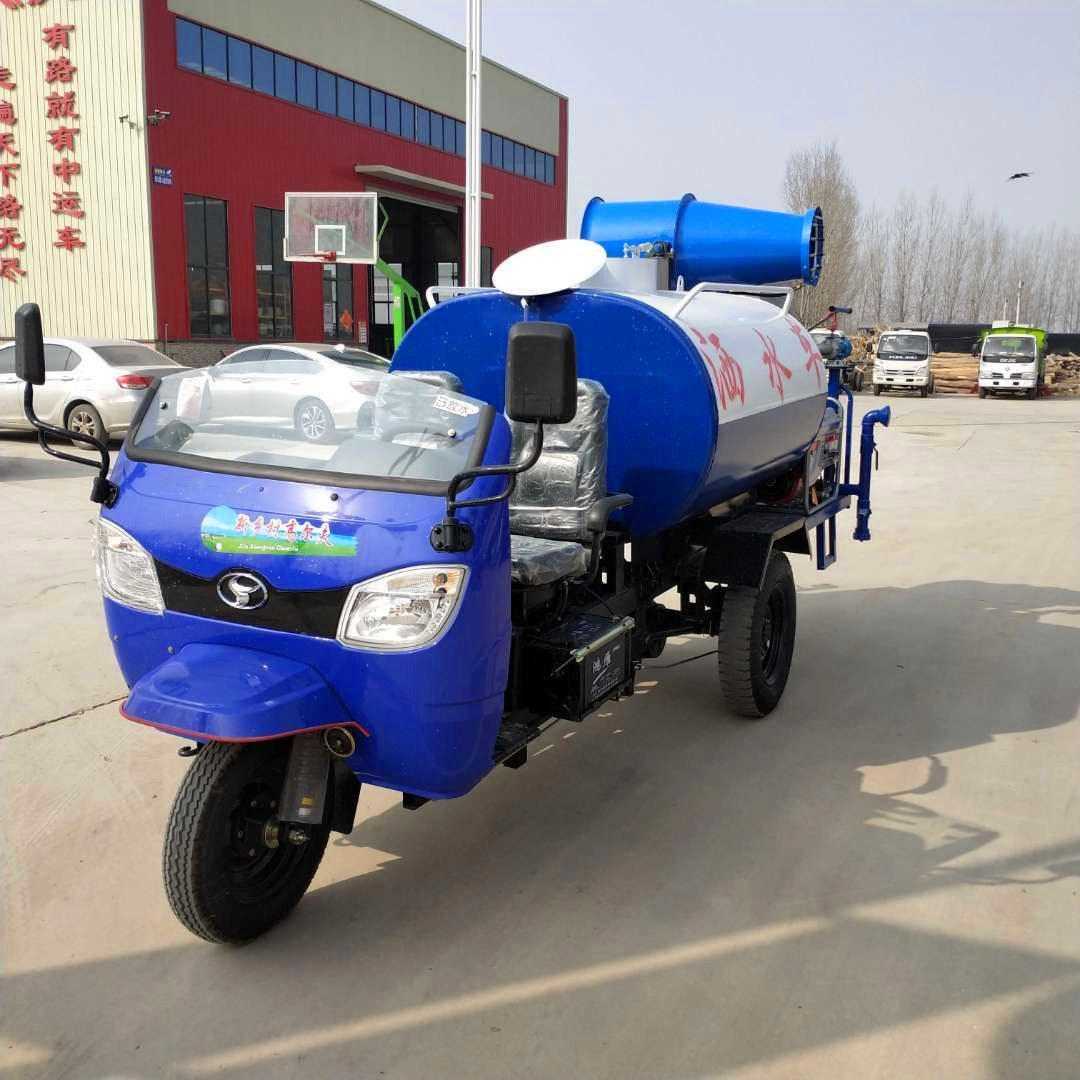赣州纯电动洒水车图片小型电动洒水车