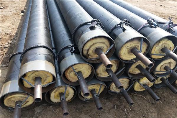 供暖用聚氨酯保温钢管含税价格