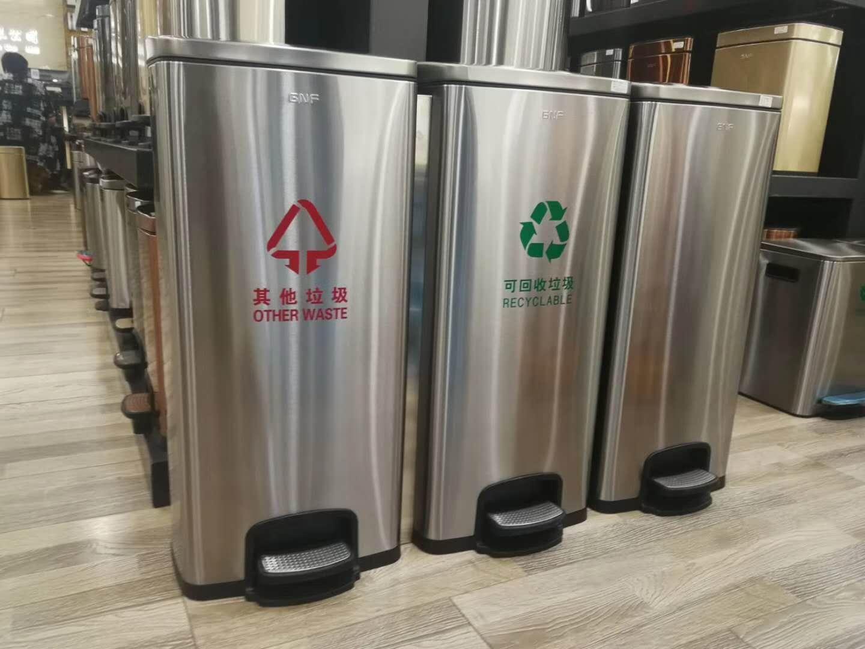 新青环卫垃圾桶批发-垃圾桶厂家-西安鑫中星