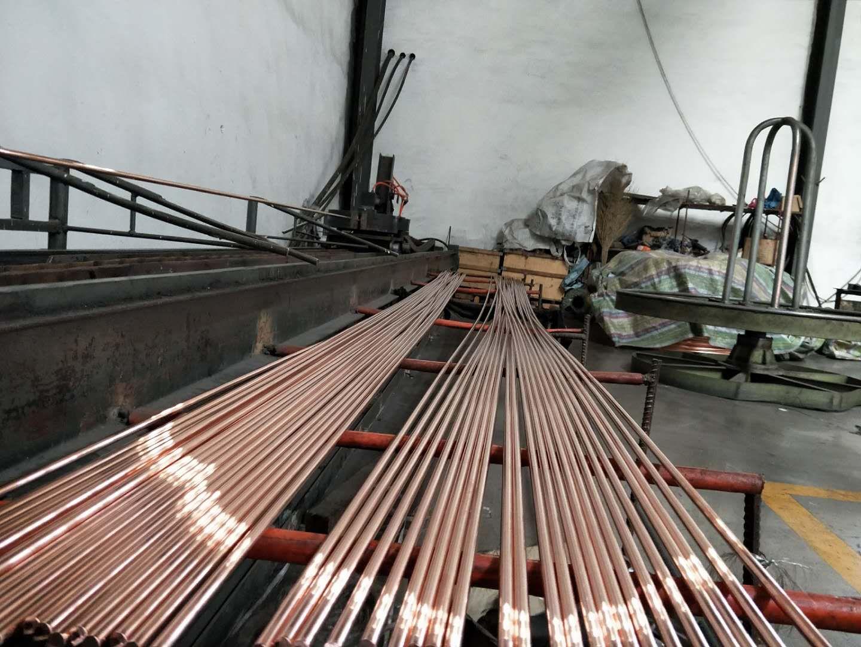 赣州市接地紫铜排厂家价格