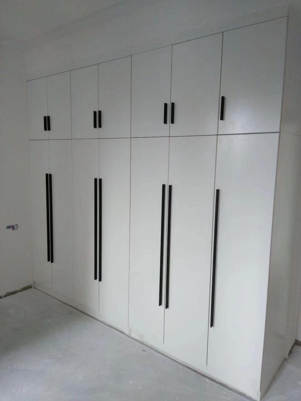 布衣柜组装步骤图纸