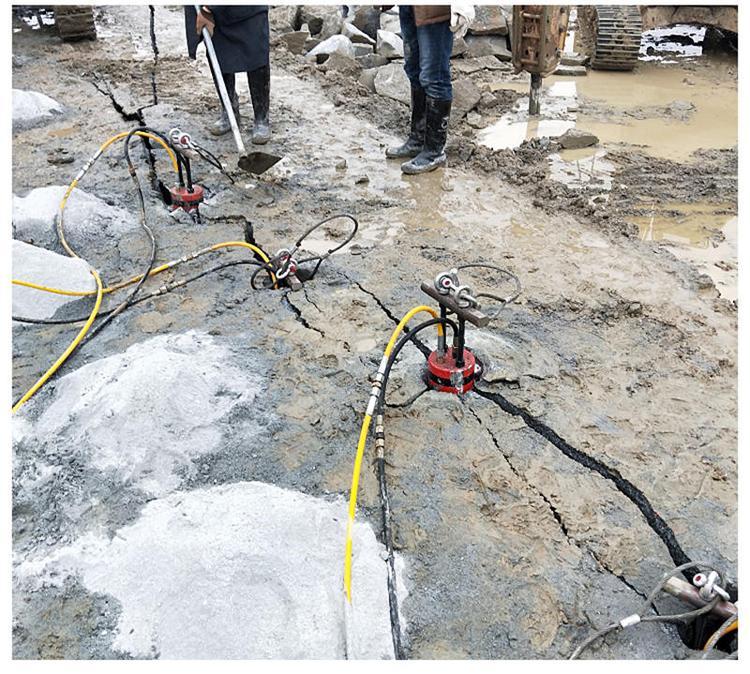 阿壩礦山開采硬石頭效率快的機器客戶評論