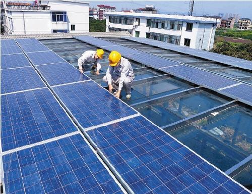 赣州回收太阳能光伏组件常年太阳能电池原理