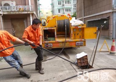 崇左天等工廠污水管道清洗新方法