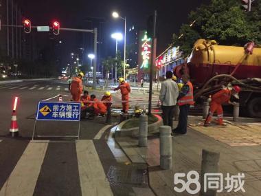 麗水縉云市政管道疏通施工團隊