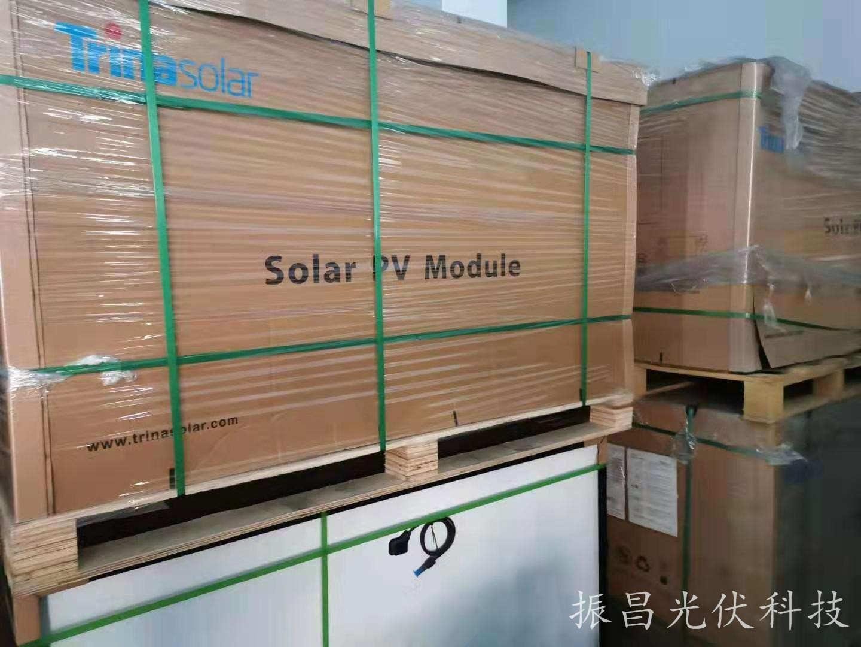 周口晶体硅太阳能组件回收_拆卸电池板回收