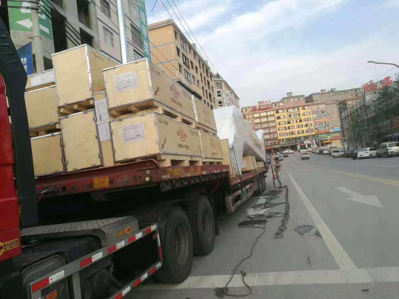 肇庆市到海东地区整车零担车辆安排
