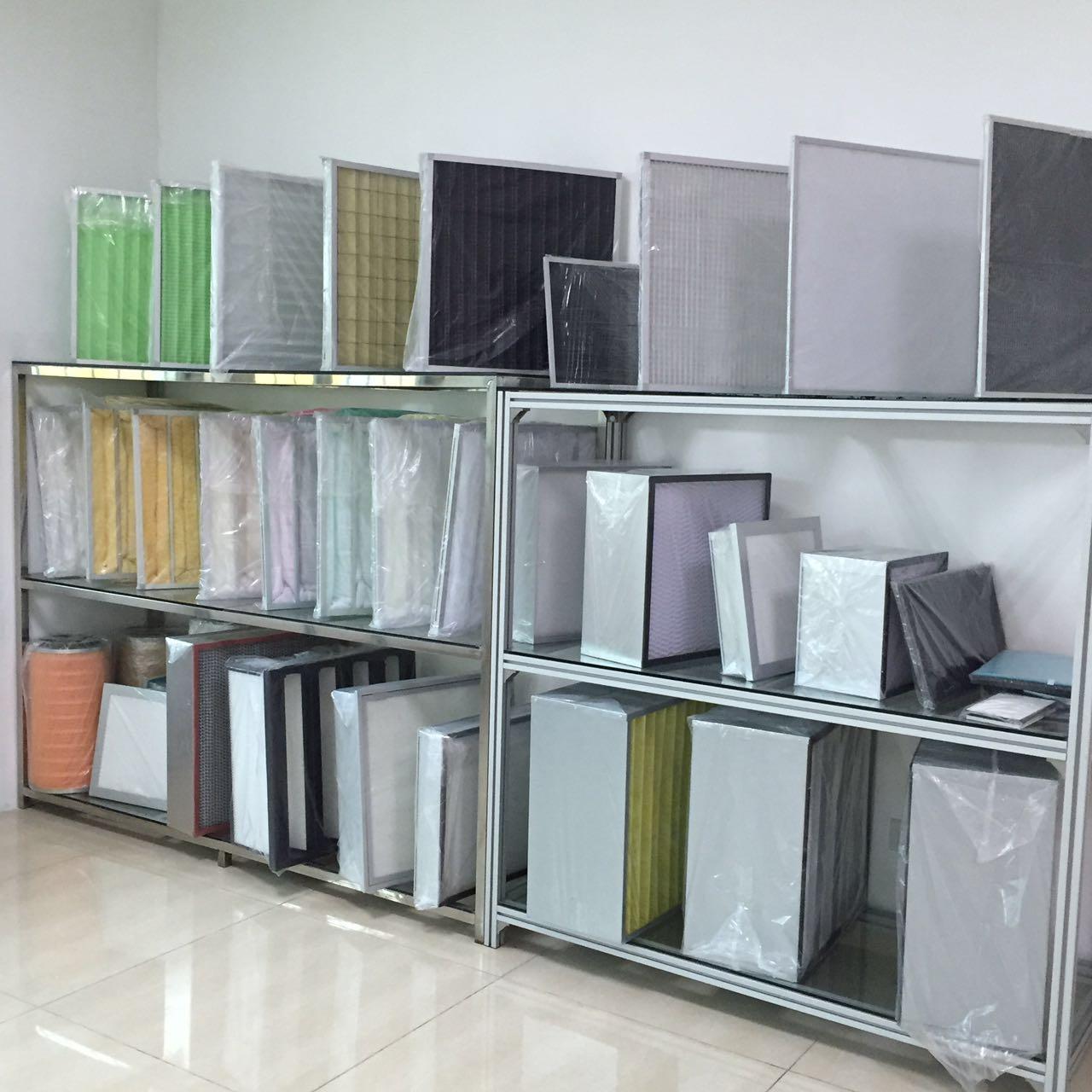 乐昌医院病房新风机组F5、F6、F7、F8、F9级中效过滤器生产厂家