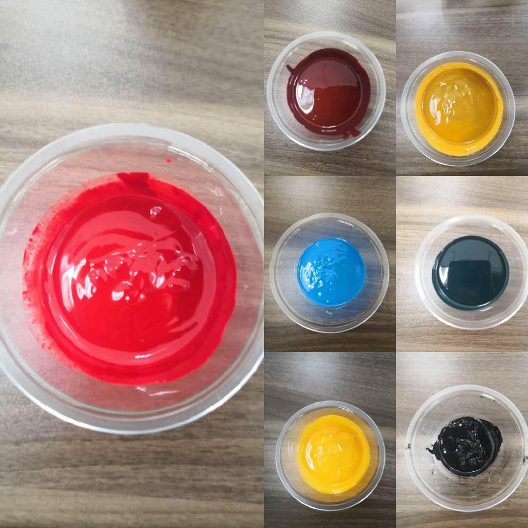 乐山市水性环氧色浆样品试