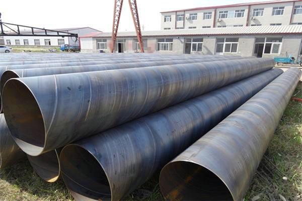 529*12螺旋钢管公司西咸