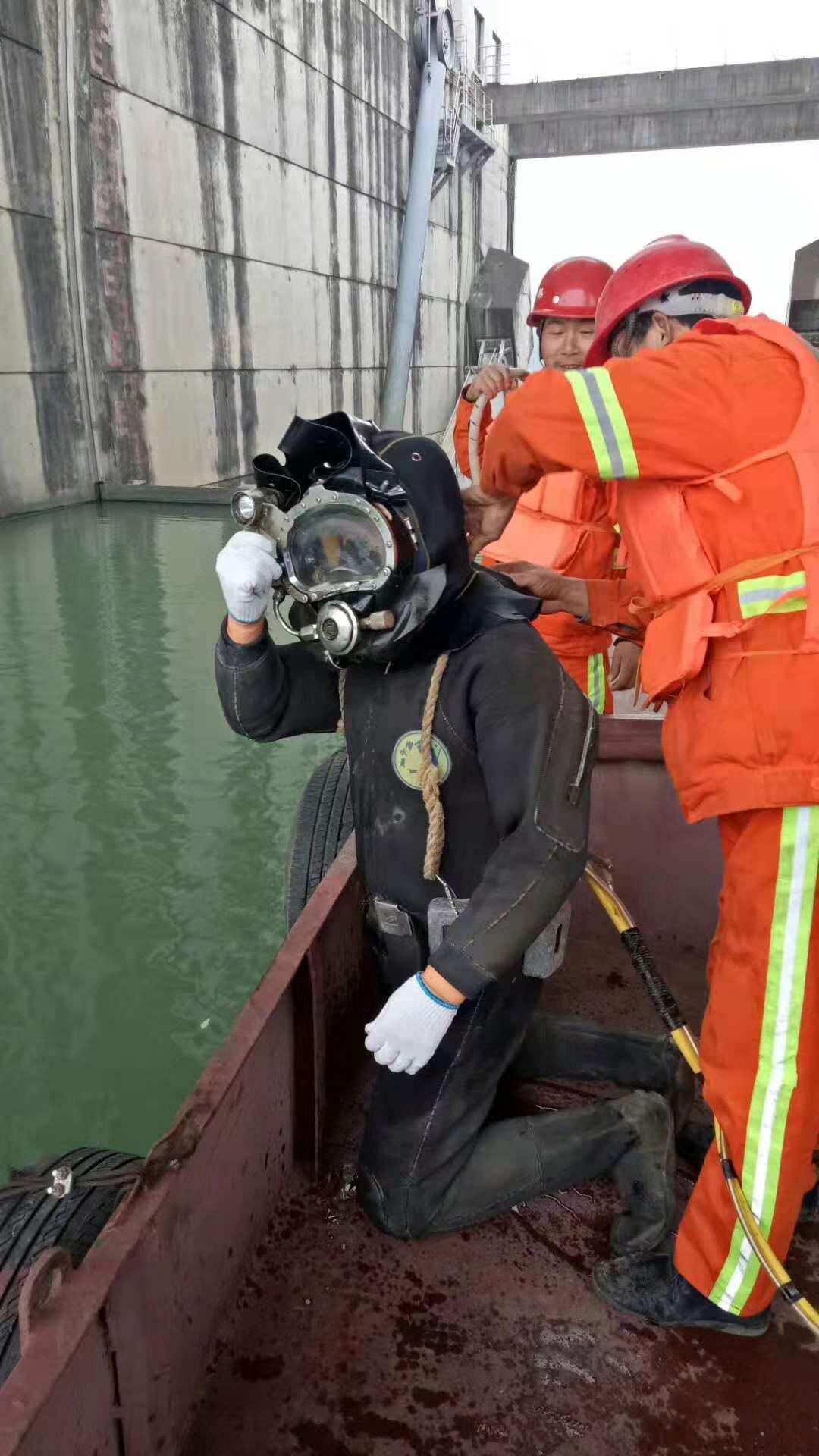 云浮市排水管道封堵公司——污水井闭水封堵