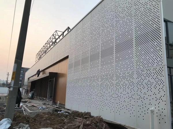 江州區外墻沖孔鋁板歡迎選購