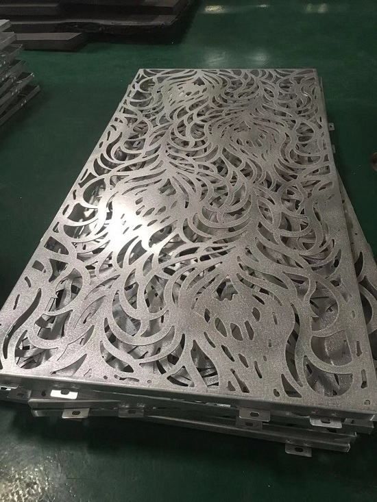江州外墻金屬雕花板品質優良