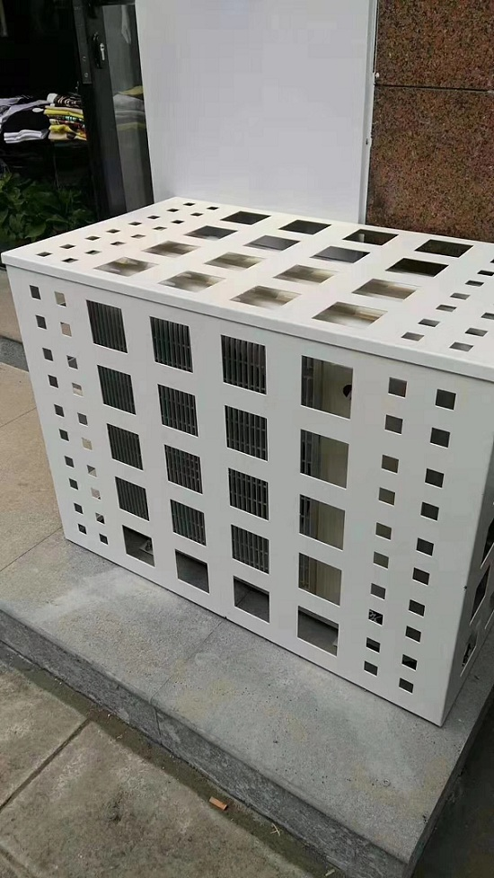 憑祥市空調鋁合金風道定制廠家