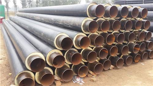 景县预制直埋钢套钢蒸汽保温钢管-现货价格优惠