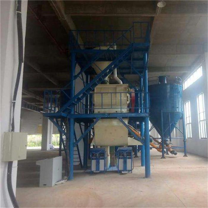 山南洛扎郑州伟艺机械厂家销售益胶泥生产设备瓷砖胶机器真的靠谱吗?