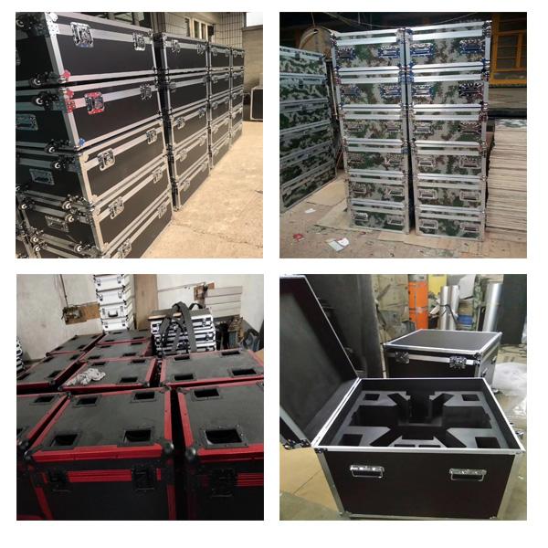 赣州市定制铝合金军用防水箱定做生产厂家正天铝箱