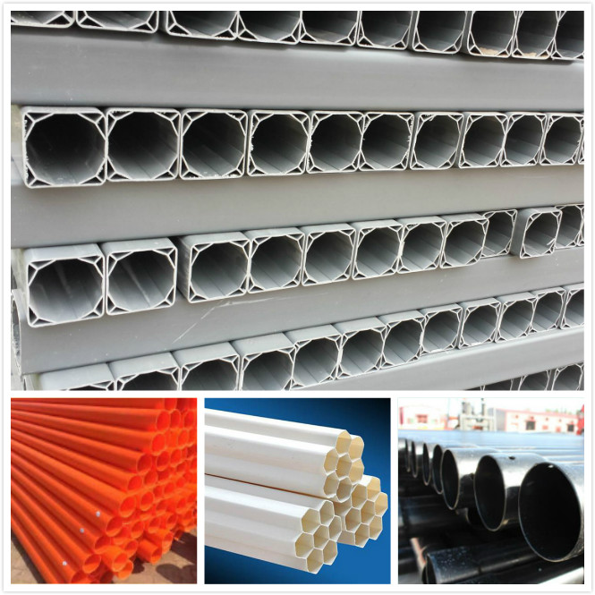 揭阳市200*15MPP电力顶管厂家&热熔连接视频教程